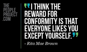 Rita Mae Brown - 7 Inspirational Quotes for Girls Who like Girls…