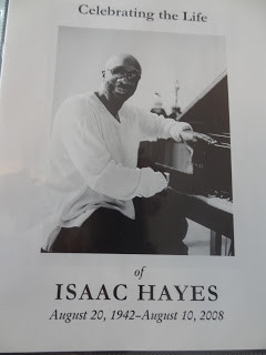 Remembering Isaac Hayes August 20, 1942 - August 10, 2008