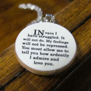 Quotes About Love And Marriage In Pride And Prejudice #9