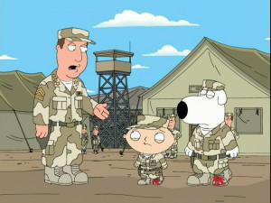 ... Goofs /// Saving Private Brian's Goofs \\\ Next Episode's Goofs