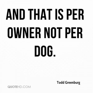 Dog and Owner Quotes