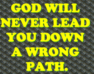 Wrong Will Be Right Bible