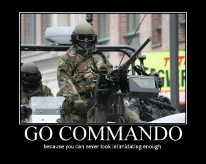 Tags: commando , intimidating , machine gun