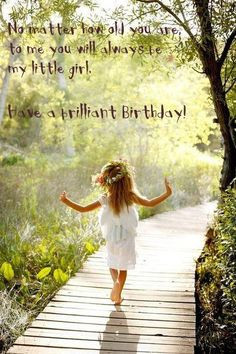 Daughter Birthday Quotes, Sayings and Wishes More