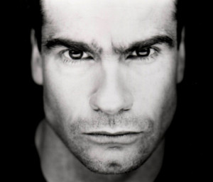 henry rollins Henry Rollins remains angry and a Clash fan