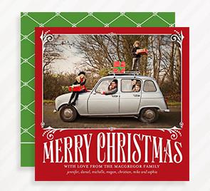 Christmas Card Sayings & Christmas Card Wording Ideas