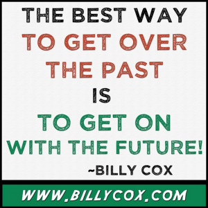 get over the past