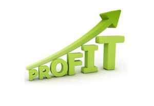 ... profit last quarter thanks to strong demand for Taiwanese and Chinese
