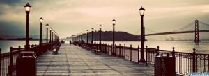 vintage bridges pier facebook cover timeline banner for fb 300x250 ...