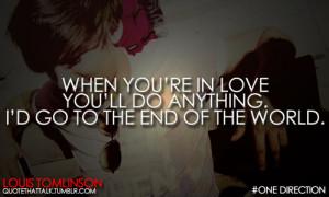 Louis Quotes♥ - louis-tomlinson Fan Art