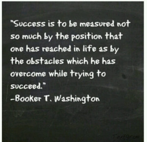 Booker T. Washington,