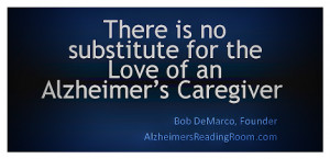 People think it's a terrible tragedy when somebody has Alzheimer's ...