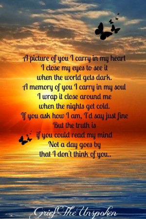 angels #quote #RIP Gone yet never forgotten I miss you grandma and ...