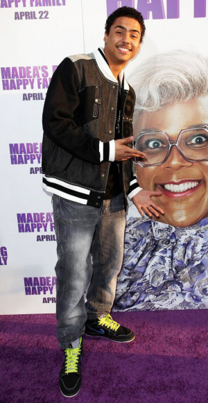 quincy brown los angeles premiere of tyler perry s madea s big happy ...