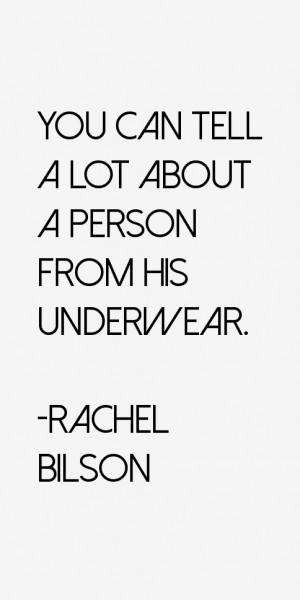 Rachel Bilson Quotes