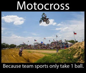 Funny Motocross Quotes