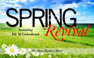 Spring Revival With