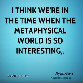 alyssa milano quotes and sayings