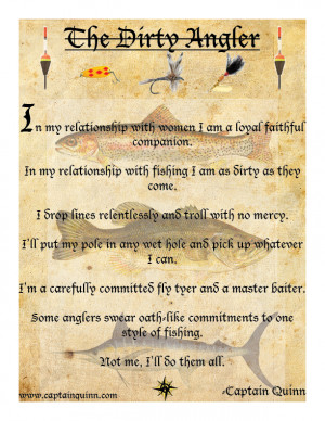 fish skinner poem i love to fish simply for the id rather be fishing ...
