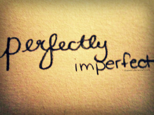 Perfectly Imperfect- Day 77 by TiiaBear