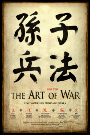 "Amazing Quotes from Sun Tzu's ""Art of War"""