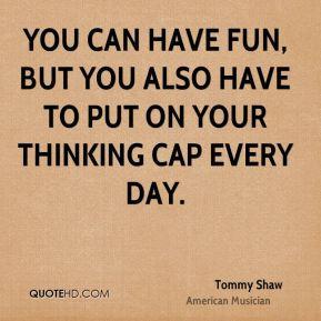 Cap Quotes