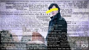 Sherlock Quotes Funny...