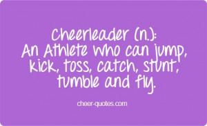 Cheer Quotes Cheerleading