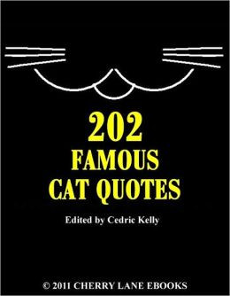 202 Famous Cat Quotes