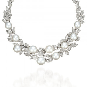 Diamonds And Pearls Tumblr South sea pearl and diamond