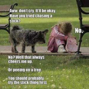 If dogs could talk....