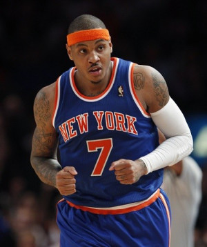 carmelo anthonys quote 8 carmelo calls cousins his famous basketball ...