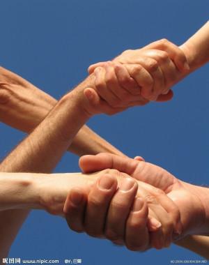 握手 商务 合作