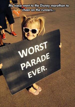 funny marathon signs