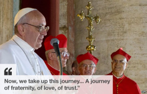 Pope Francis I's quote #2