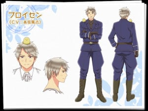 Wanted: Fem!Prussia Military Uniform Quote