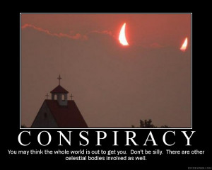 If you are into conspiracy theories, you would find this article ...