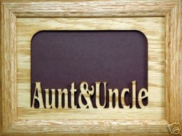 Aunt and Uncle Quotes and Sayings