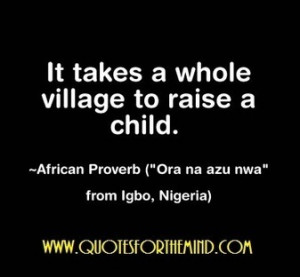 West African Proverbs. : Inspirational Quotes | Metaglossia: The ...