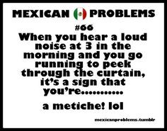 Mexican Problems More