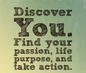 Quote on finding your Passion
