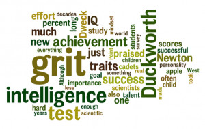 Grit is a positive trait that involves perseverance of effort to ...