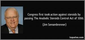 More Jim Sensenbrenner Quotes