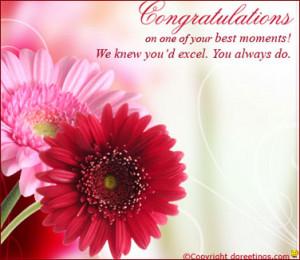 congratulations on achievement quotes