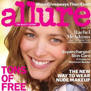 Rachel McAdams Mean Girls Quote Allure Interview August 2014