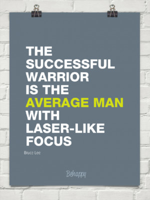Focus Quotes Stay Focused