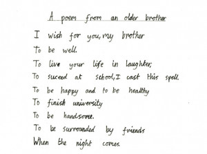 poems are original all poems are original my brother poems my brother ...
