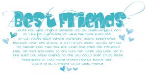 best friend quotes best friend quotes best friend quotes best friend ...