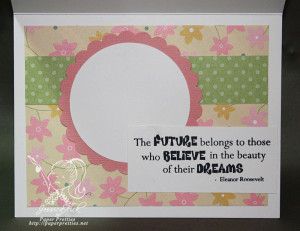 Check out the Paper Pretties' blog for lots of other samples with this ...