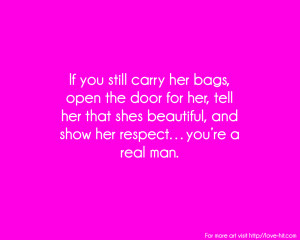 Real Man Quotes Cool A Cute Love Quote Wallpaper